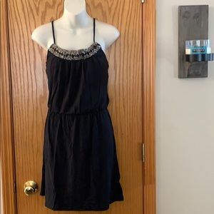 NWT TART Collections Black SHARON Dress